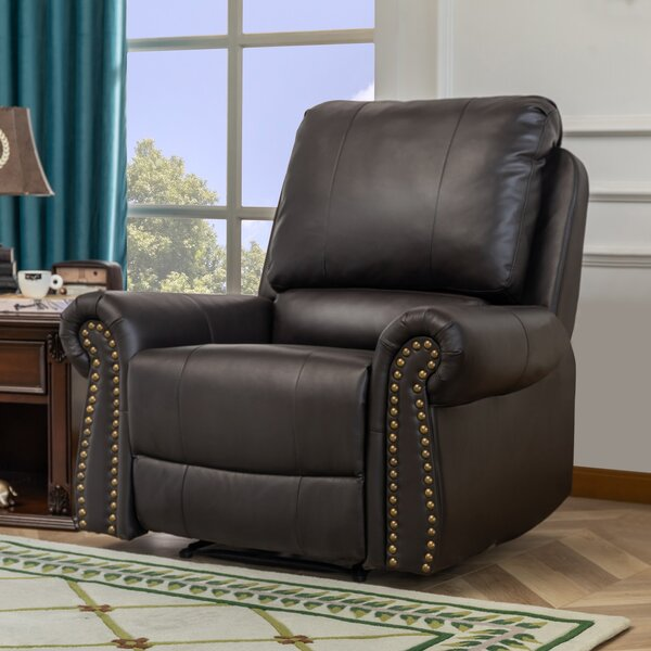 Beene Manual Recliner By Winston Porter