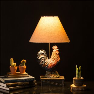 Top French Country Rooster Lamps   Wayfair XB45