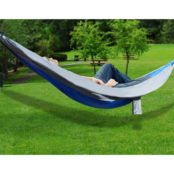 Leamon Portable Parachute Tree Hammock by Freeport Park