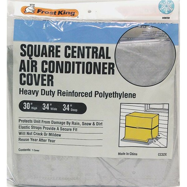 30 X 34 Central Air Conditioner Cover by Thermwell Products