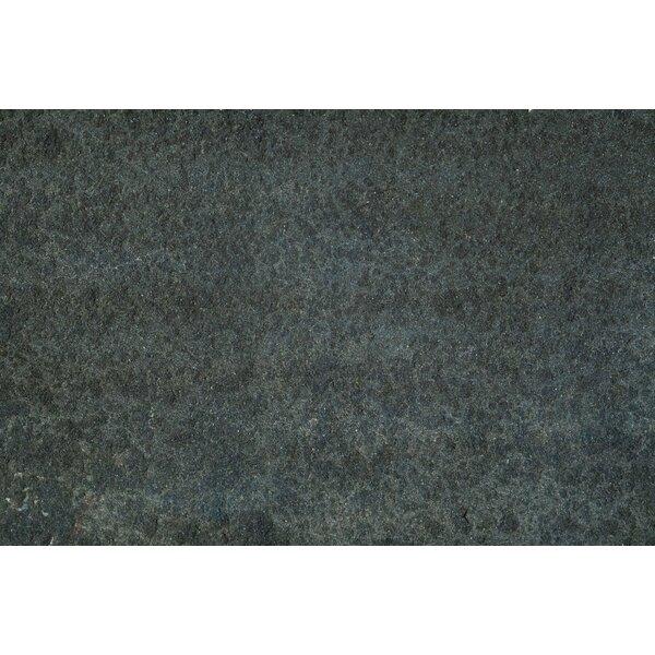Basalt Dark Flamed & Waterjet 24x24 Basalt Field Tile