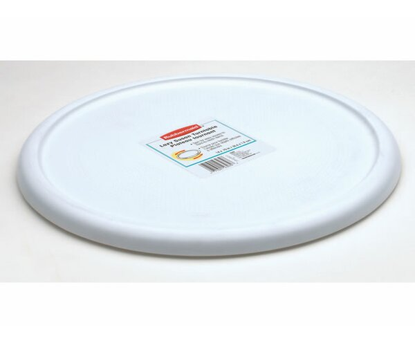 Turntable Lazy Susan by Rubbermaid