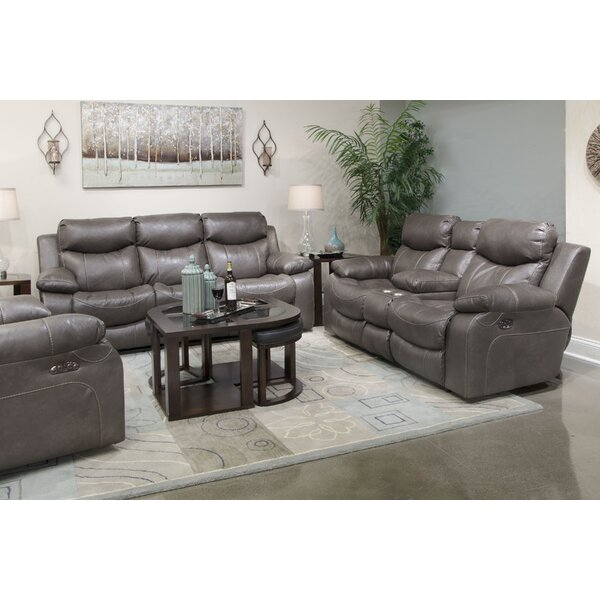 Connor Reclining Configurable Living Room Set by Catnapper