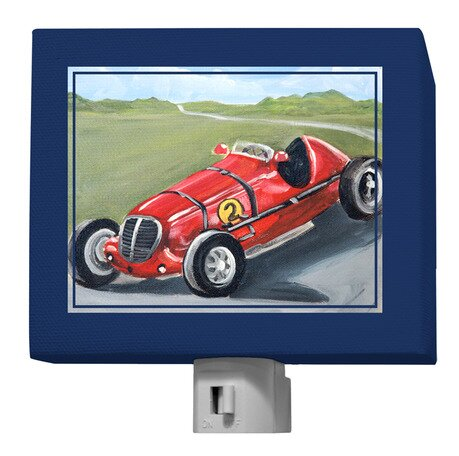 Vintage Drive Night Light by Oopsy Daisy