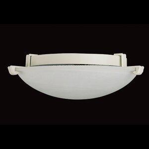 1-Light Bowl Ceiling Fan Light Kit