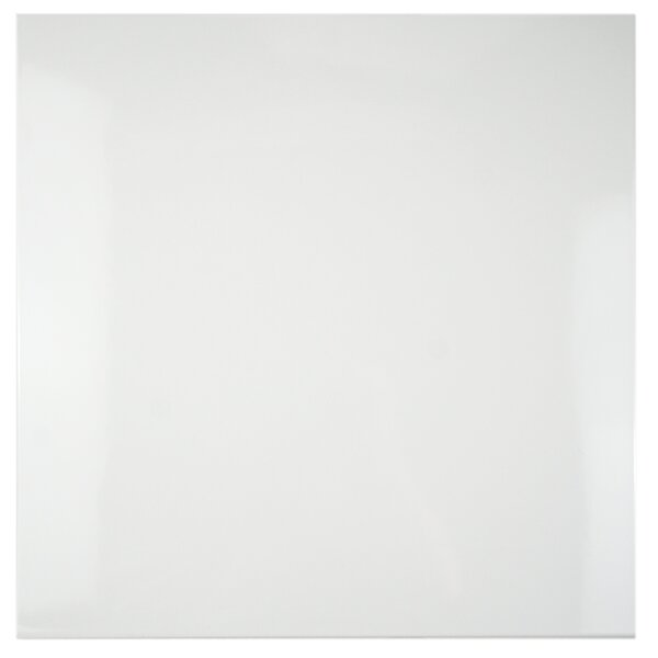 Fortepiano 17.88 x 17.88 Ceramic Field Tile in White by EliteTile