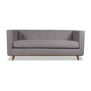 "Chafin 80"" Chesterfield Sofa by Corrigan Studio SKU:DD269026 Purchase"