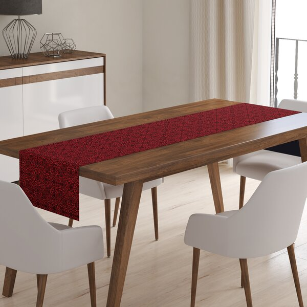 Crestwood Table Runner by Bloomsbury Market