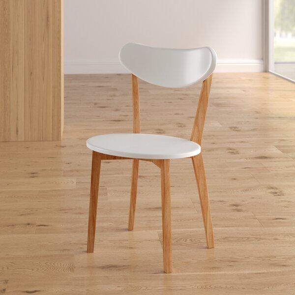 Bryant Retro Modern Upholstered Dining Chair (Set of 2) by Brayden Studio