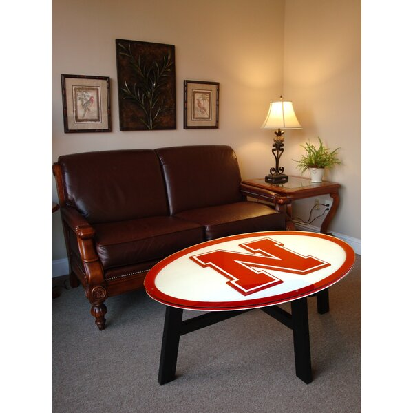 Ncaa Coffee Table by Fan Creations