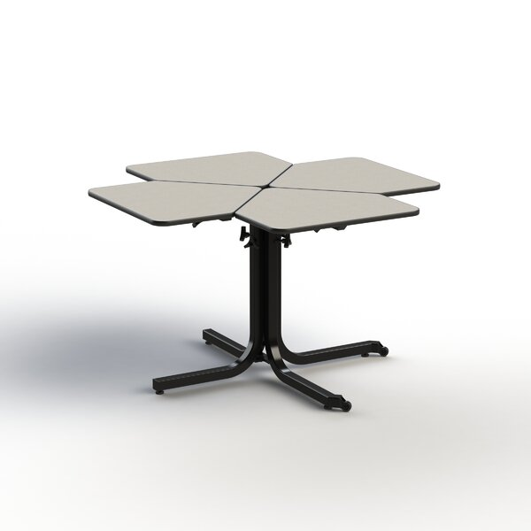 Wheelchair Accessible Extendable Dining Table by Comfor Tek Seating Comfor Tek Seating
