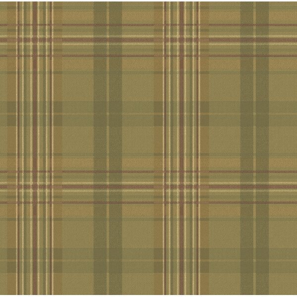 Brewster home fashions totally for kids austin tartan 33 for Tartan wallpaper next