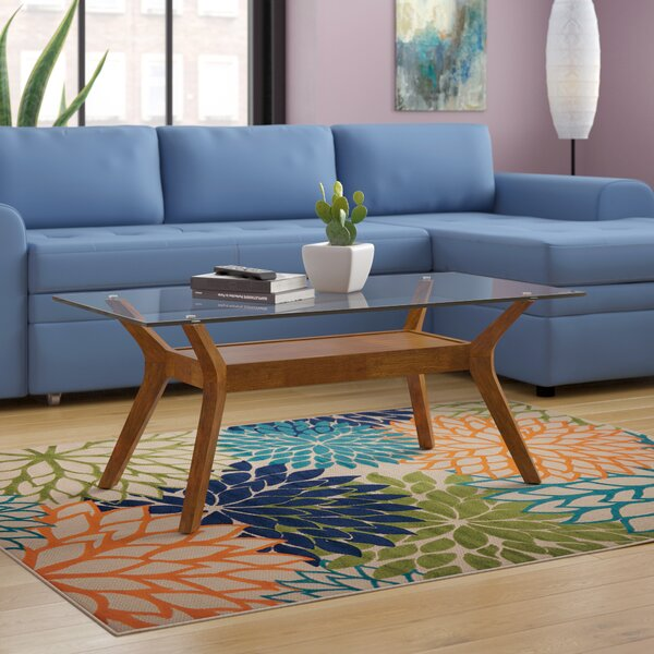Pellerin Coffee Table by Mercury Row