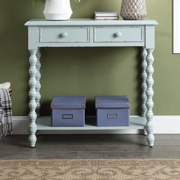 Sparks Console Table By Highland Dunes