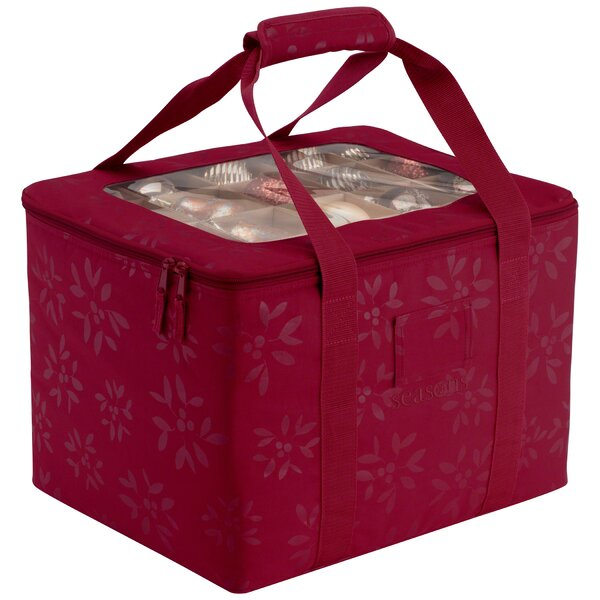 Ornament Organizer Storage Bin by Classic Accessories