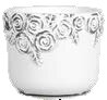 Roses Cement Pot Planter by Ophelia & Co.