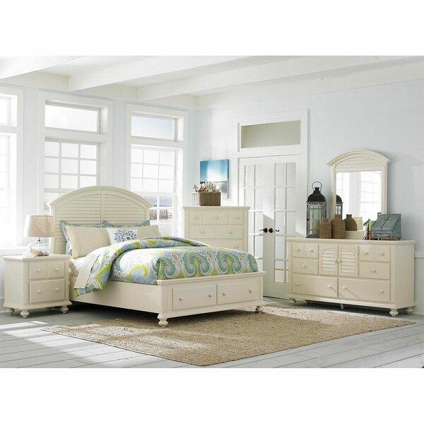 Seabrooke Panel Configurable Bedroom Set by Broyhill®