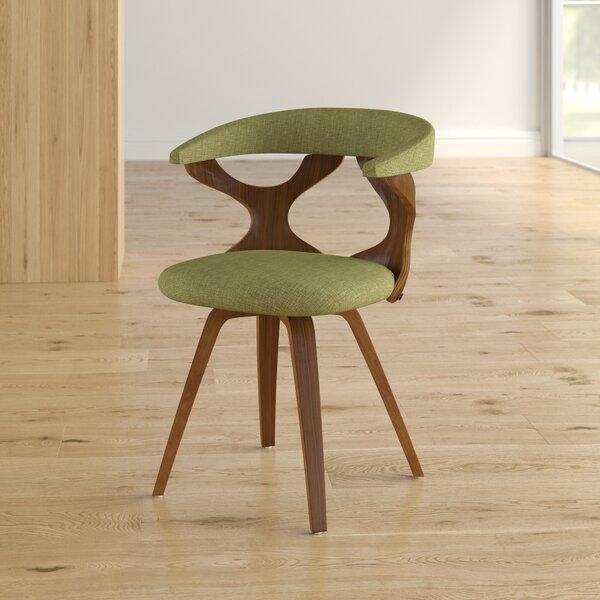 Altigarron Swivel Side Chair by Langley Street