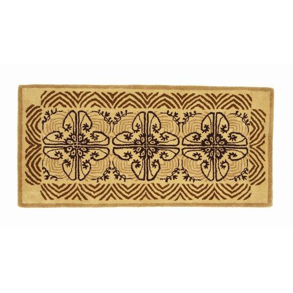 Hearth Art Deco Wool Area Rug by Minuteman International
