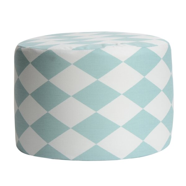 Rhombus Accent Stool by KidiComfort