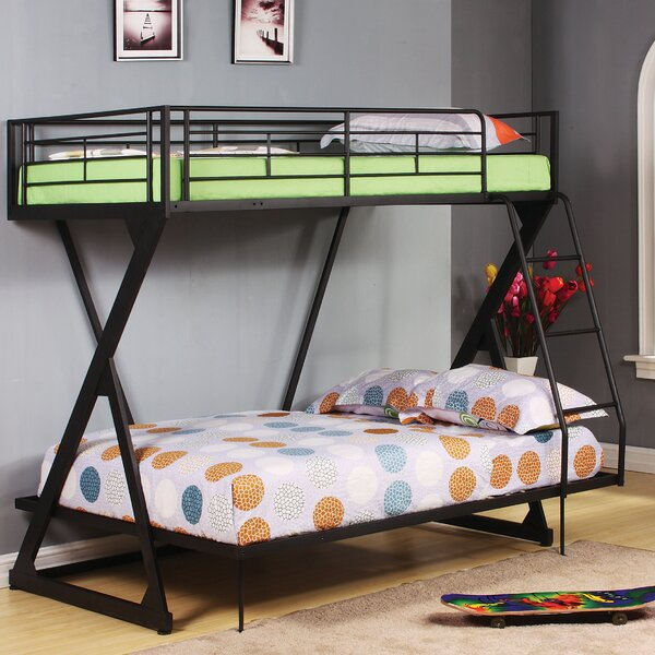 Jerold Bunk Bed by Harriet Bee