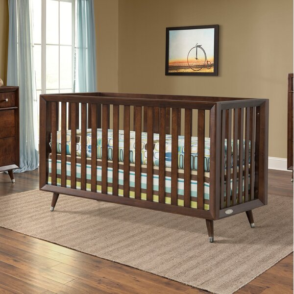 Notting Hill Euro 4-in-1 Convertible Crib by Child Craft
