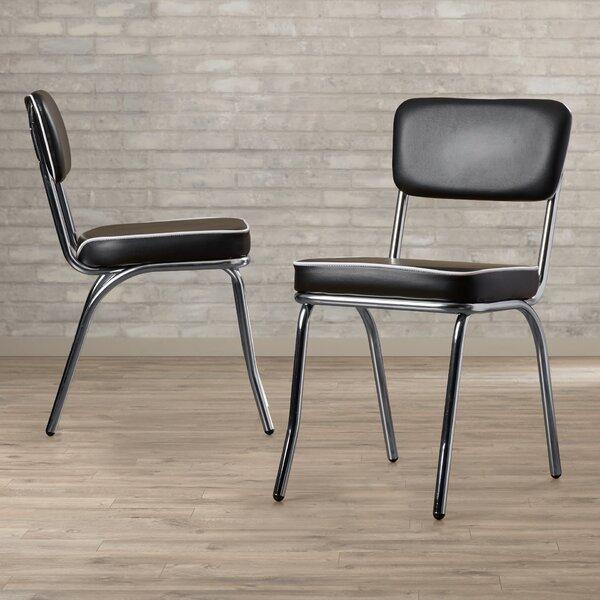 Kewei Side Chair (Set of 2) by Orren Ellis