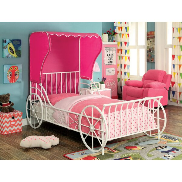Devyn Car Platform Bed by Zoomie Kids