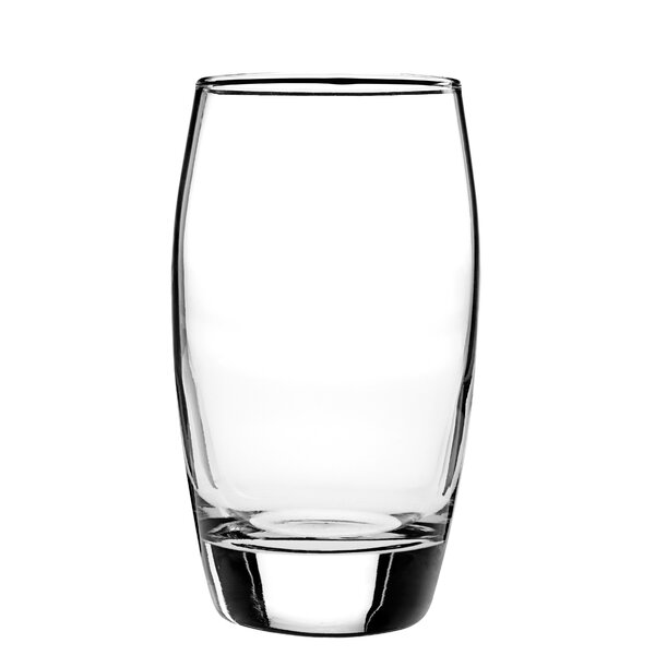 Reality Tumblers 0.5 qt. Every Day Glasses (Set of 6) by Anchor Hocking