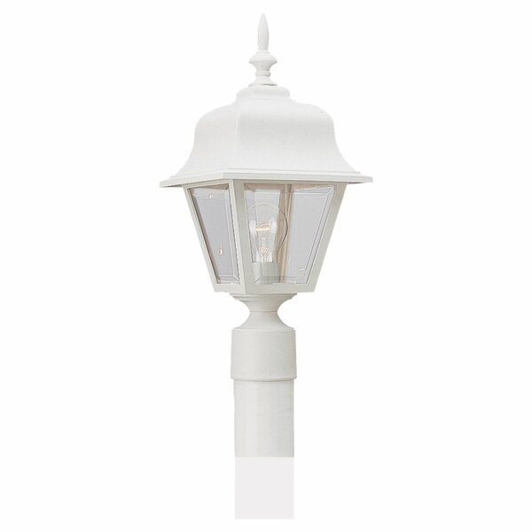 Alvarie Outdoor Post Lantern by Bloomsbury Market