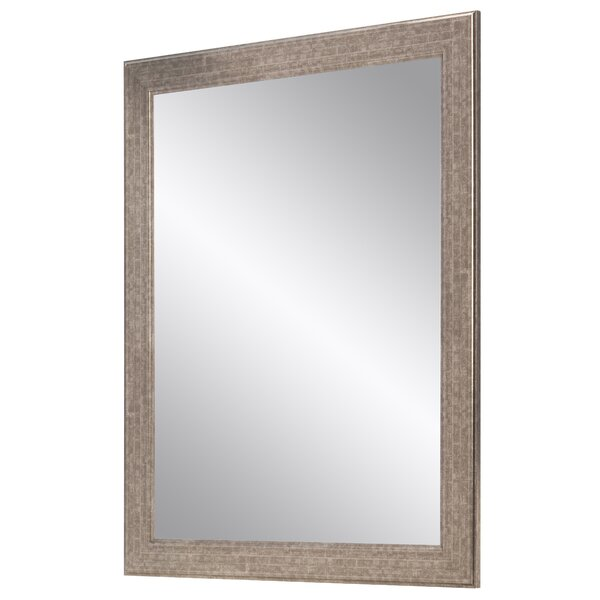 Stanwood Subway Rustic Wall Mirror