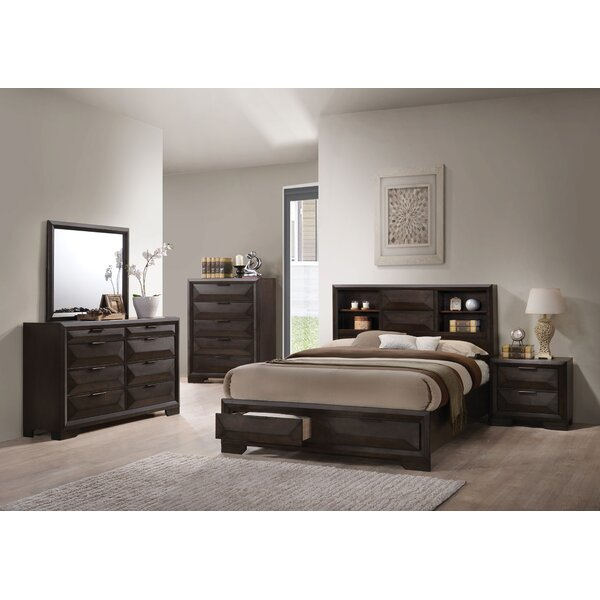 Lancelot Platform Configurable Bedroom Set by Brayden Studio
