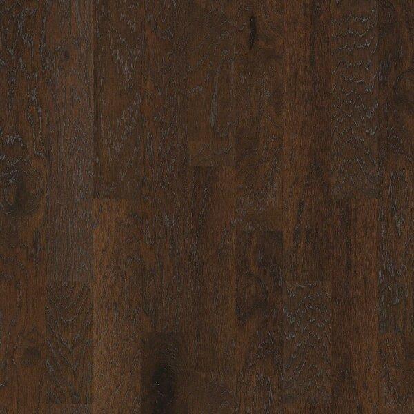 Dancing Queen 6 3/10 Engineered Hickory Hardwood Flooring in Tango by Shaw Floors