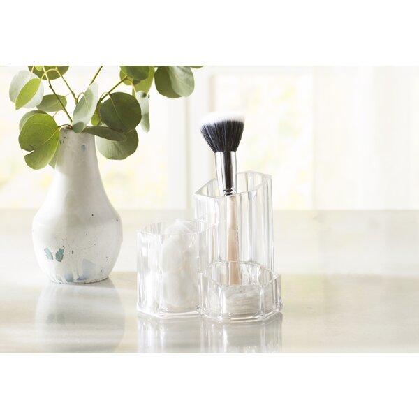 Wayfair Basics 3 Section Cosmetic Organizer by Wayfair Basics™