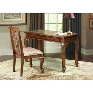 Map desk wayfair bourneville writing desk and chair set gumiabroncs Image collections