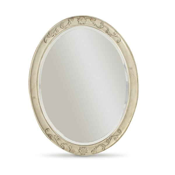 Ackerman Oval Wall Mirror by One Allium Way