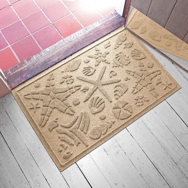 Anitra Beachcomber Doormat by Beachcrest Home