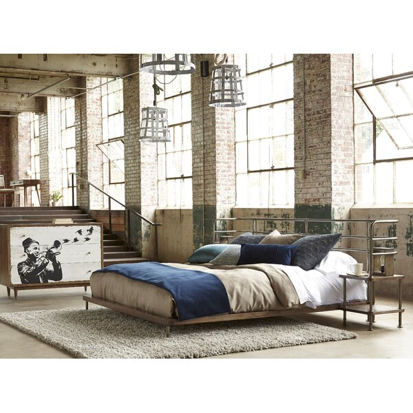 Nitta Platform Bed by Brayden Studio