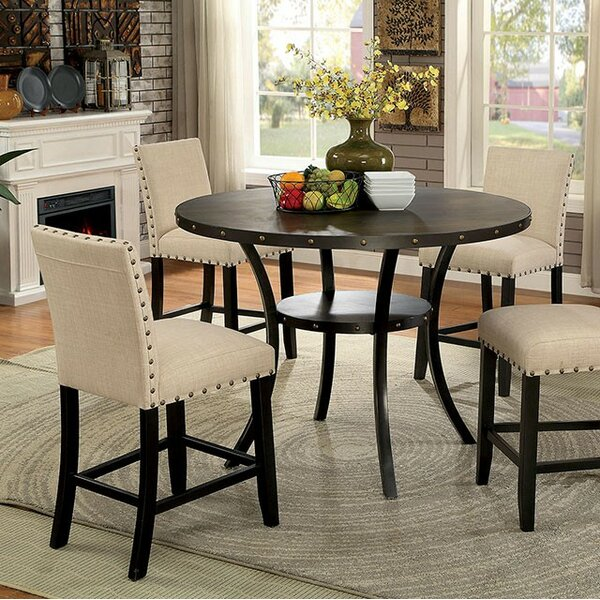 Katya 5 Piece Dining Set by Gracie Oaks