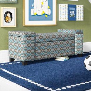 Kromer Upholstered Storage Bench