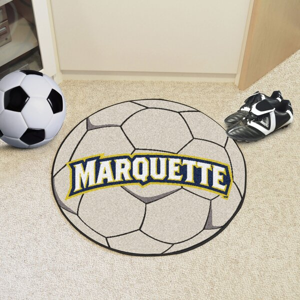 NCAA Marquette University Soccer Ball by FANMATS