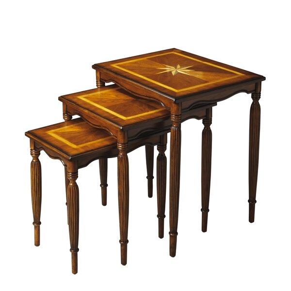 Doran 3 Piece Nesting Tables By Astoria Grand