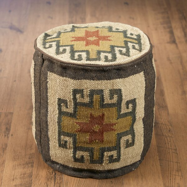 North Adams Pouf By Bloomsbury Market Great Reviews