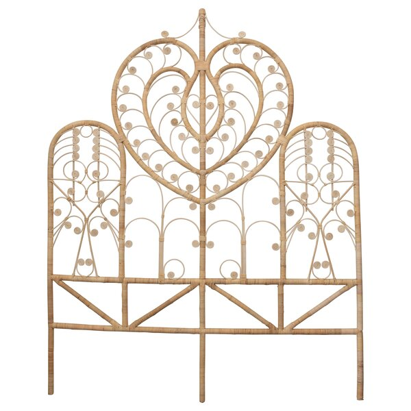 Liliath Open-Frame Headboard by Bungalow Rose