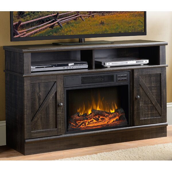 Gracie Oaks TV Stand Fireplaces
