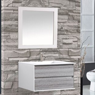 Best Pedersen 36 Single Sink Bathroom Vanity By Orren Ellis