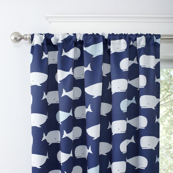 Petrie Room Darkening Thermal Curtain Panels (Set of 2) by Viv + Rae