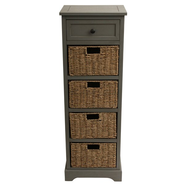 Ardina 5 Drawer Accent Chest by Beachcrest Home
