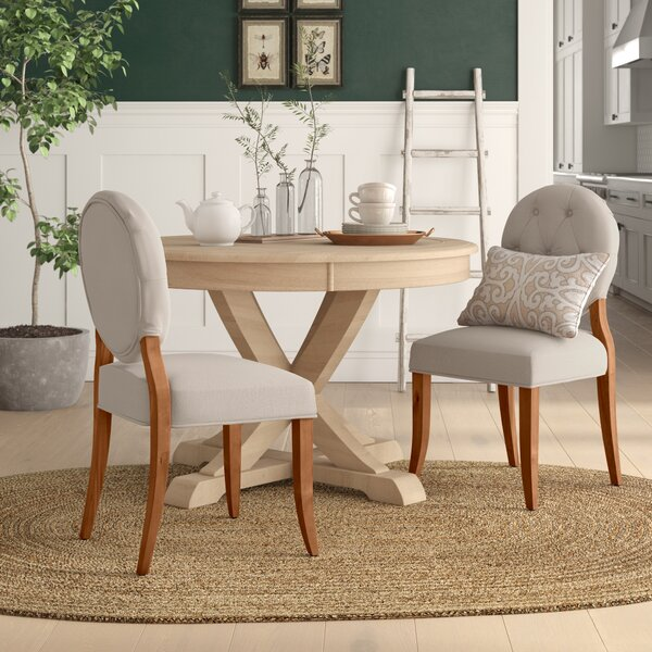 Glenbrook Upholstered Dining Chair (Set of 2) by Birch Lane™ Heritage