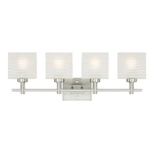 Comparison Alexander 4-Light Vanity Light By Westinghouse Lighting